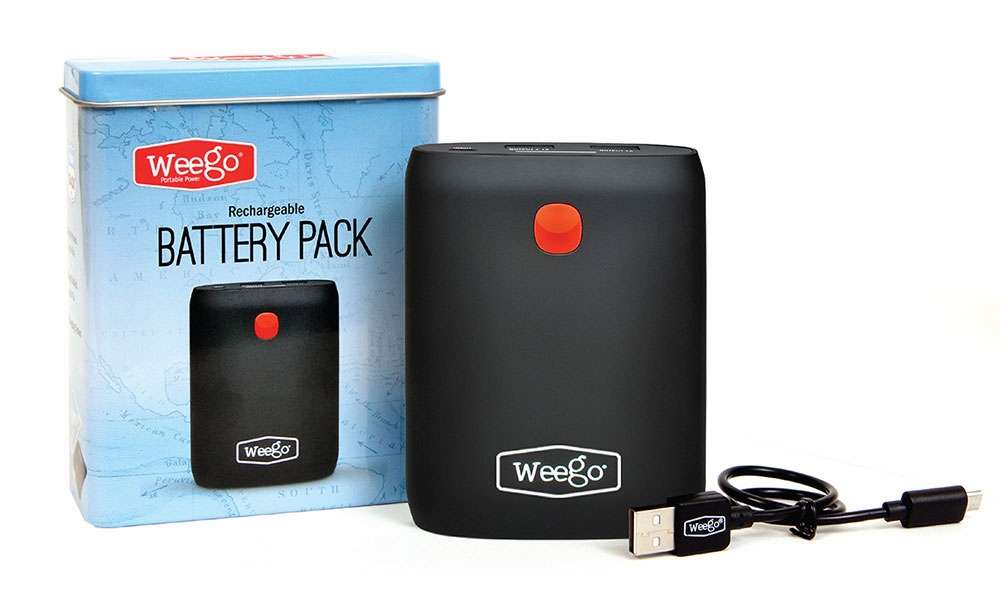 Weego Tour 10400 Lithium-Ion Rechargeable Battery Pack;  BP104X
