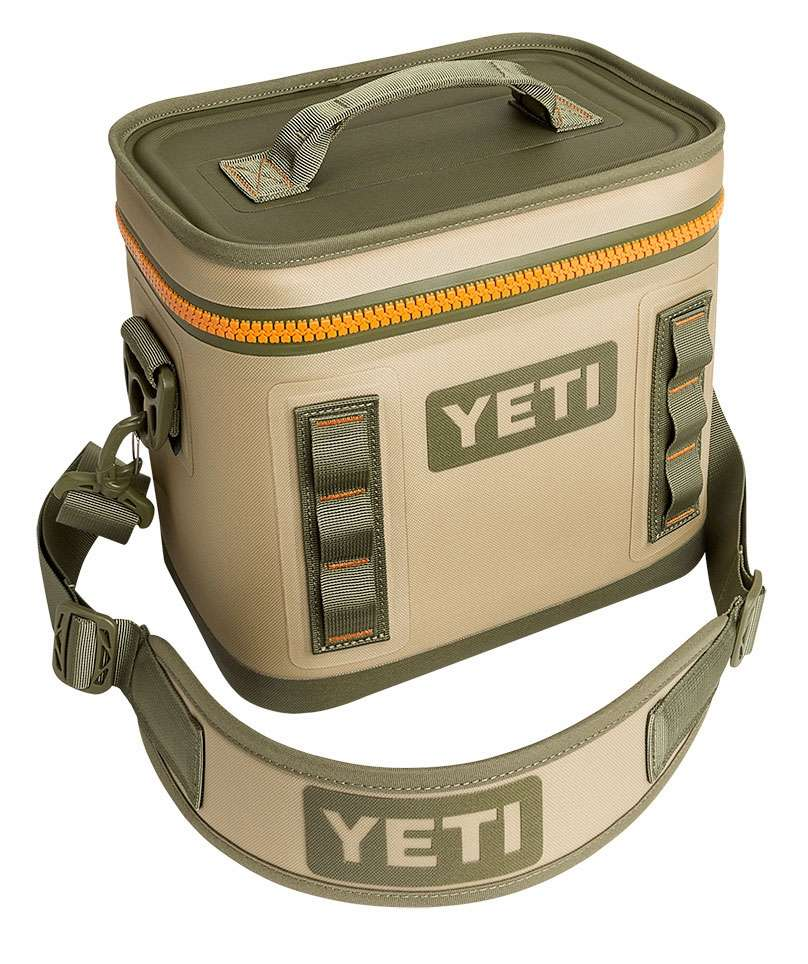 Yeti Hopper Flip 8 Cooler Tan