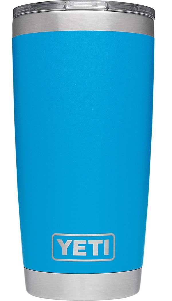 YETI Rambler Tumbler 20oz Tahoe Blue YET-0227-2