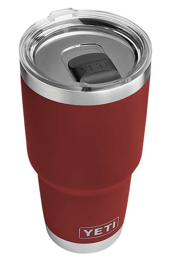 YETI Rambler Tumbler 30oz Brick Red YET-0261