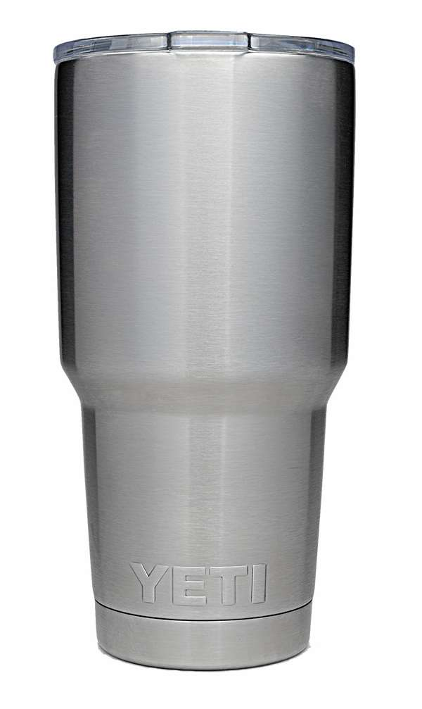 YETI Rambler Tumbler 30oz with Magslider Lid Stainless Steel YET-0270-5