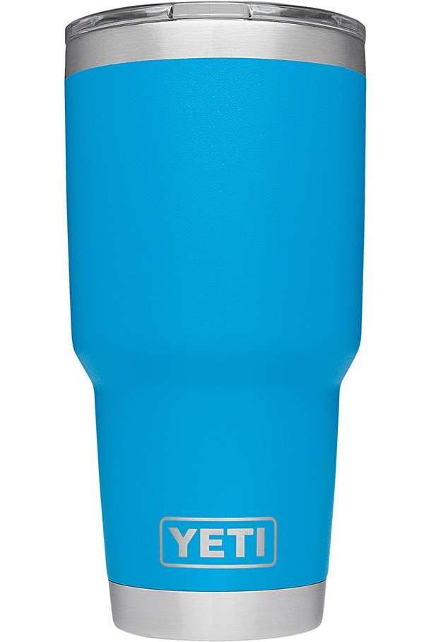 YETI Rambler Tumbler 30oz Tahoe Blue YET-0228-2