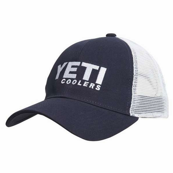 759045d87 YETI Traditional Trucker Hat Olive Green