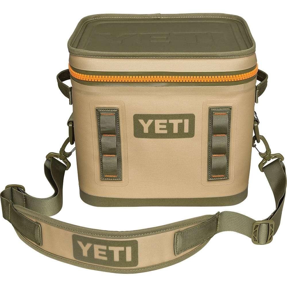 3883368a0d6 YETI Hopper Flip 12 Softsided Cooler - Field Tan