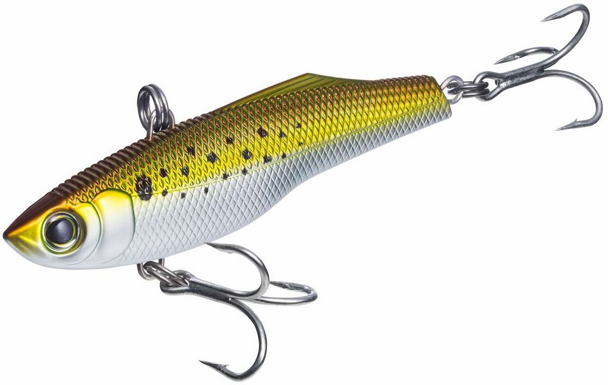 Yo zuri high speed vibe lure tackledirect for Fishing with jigs