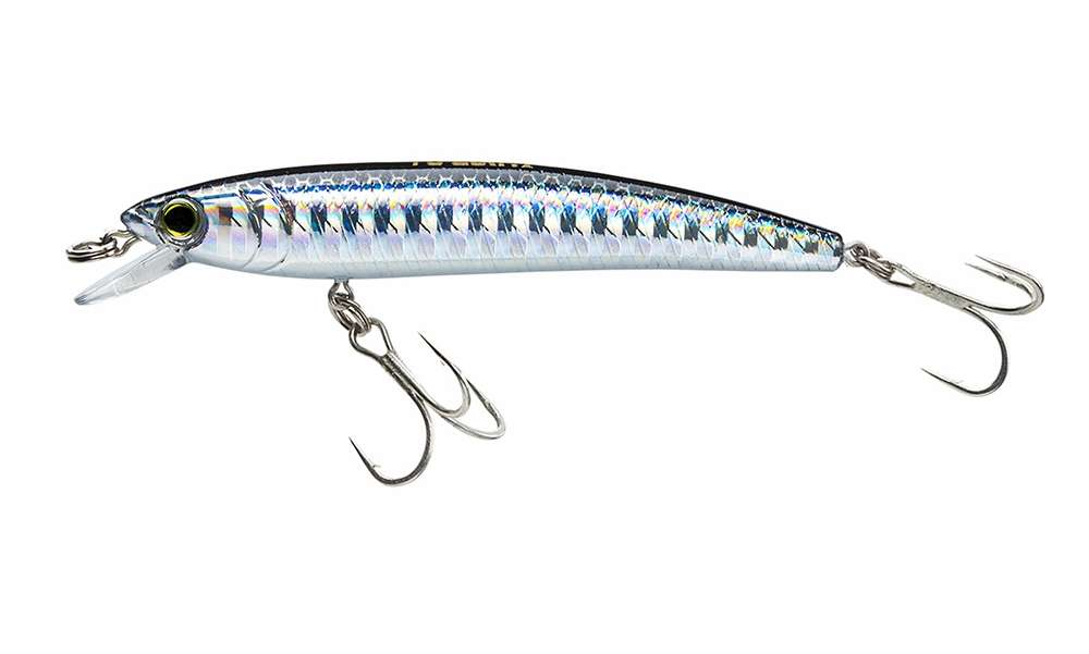 Yo zuri pins minnow floating lures tackledirect for Offshore fishing tackle