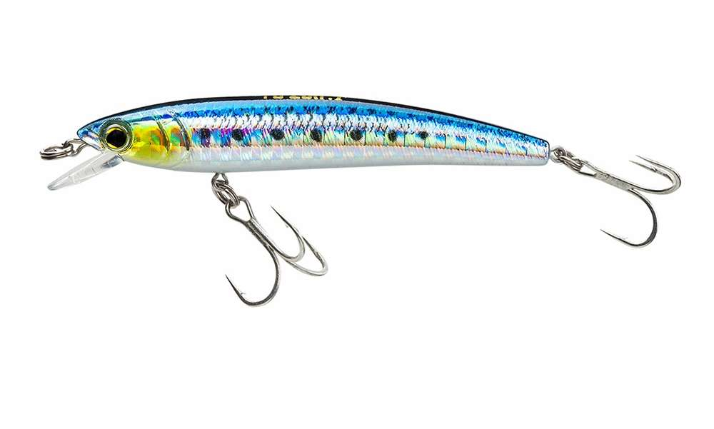 Yo zuri pins minnow sinking lures tackledirect for Offshore fishing tackle