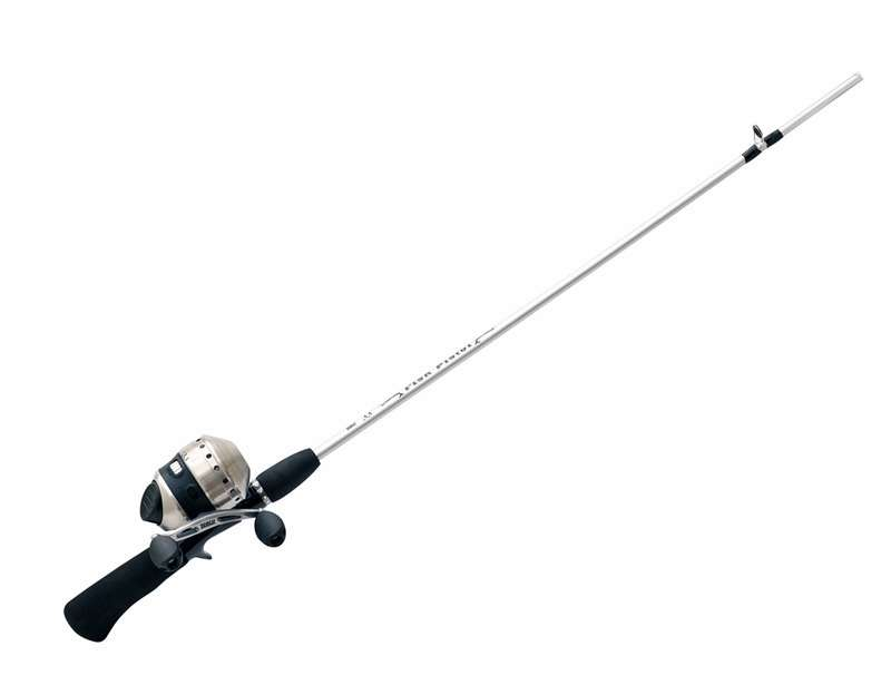 Zebco 33562pml fish pistol spincast combo tackledirect for Saltwater fly fishing combo
