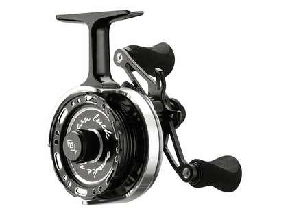 13 Fishing 60612015-LH Black Betty 6061 Ice Reel