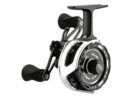 13 Fishing 60612015-RH Black Betty 6061 Ice Reel