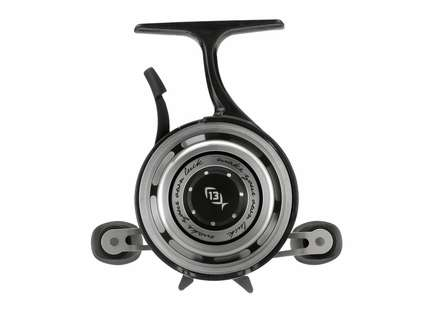 13 Fishing BBFF2.5-RH Black Betty FreeFall Ice Reel