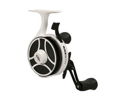 13 Fishing BBFFG2-5-LH FreeFall Ghost Ice Reel