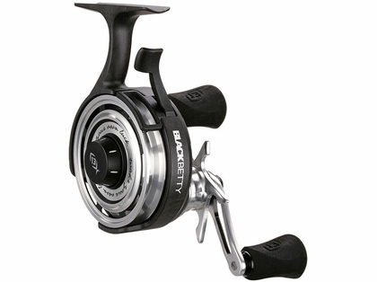 13 Fishing Black Betty FreeFall Ice Reels