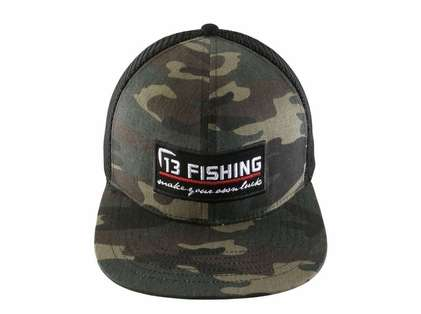 13 Fishing Brochacho Trucker Cap