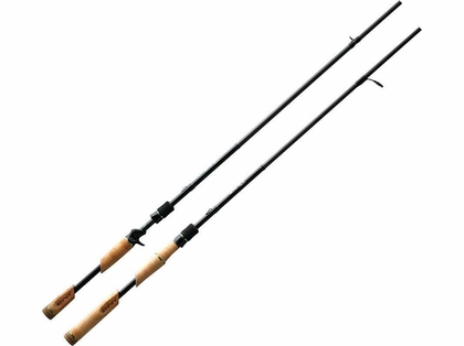 13 Fishing EGS77ML Envy Green Inshore Spinning Rod - 7 ft.  7 in.