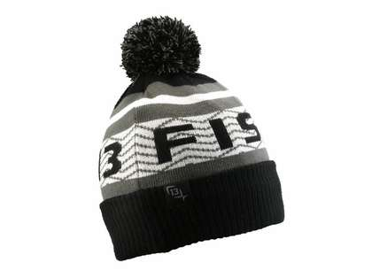 13 Fishing Frosty the Bro Man Winter Hat