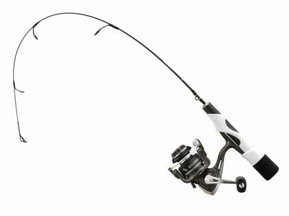 13 Fishing NWLC25M Wicked Longstem Ice Combo