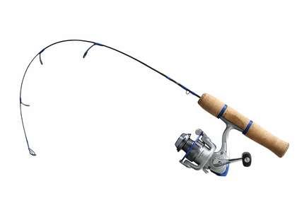 13 Fishing NWNC24UL White Noise Ice Combo