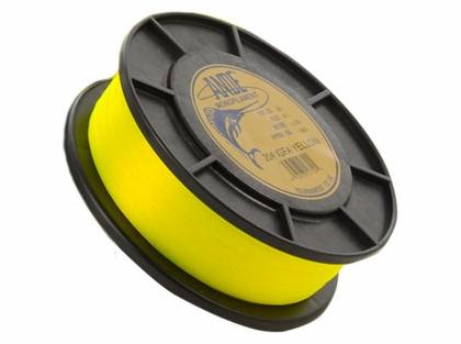 Ande IGFA Hi-Vis Yellow 1/4 lb. Spool 16lb