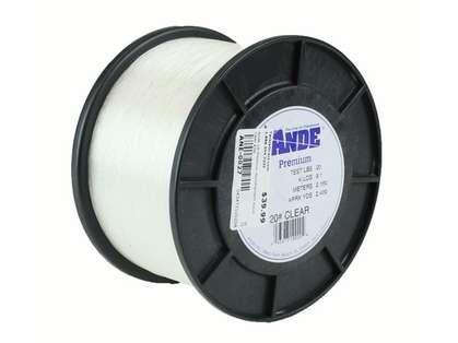 Ande Premium Mono 1 Lb. Spool 20 Lb. Test Clear