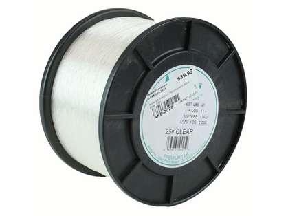 Ande Premium Mono 1 Lb. Spool 25 Lb. Test Clear