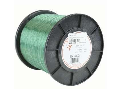 Ande Premium Mono 2 Lb. Spool 50 Lb. Test Green
