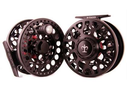 3-Tand T-130 Fly Reel - Black