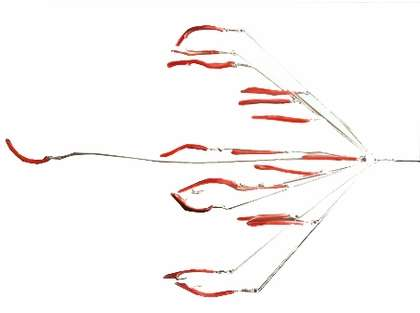 9er's Tube and Worm Rig Spinner Lures