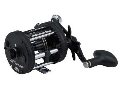 Abu Garcia PR-6501BE Ambassadeur CS Pro Rocket Reel - Black Edition