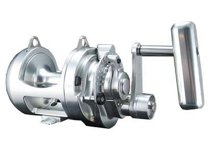Accurate ATD-12T Platinum Twin Drag Reel - Left Hand