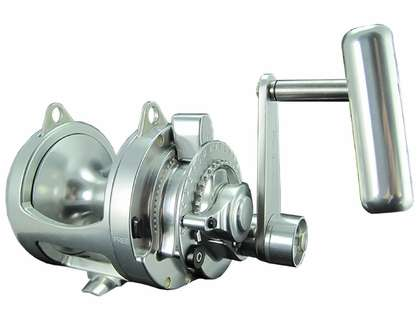 Accurate ATD-30T Platinum Twin Drag Reel - Left Hand