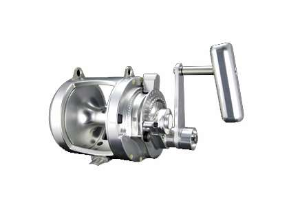Accurate ATD-50 Platinum Twin Drag Reel - Left Hand