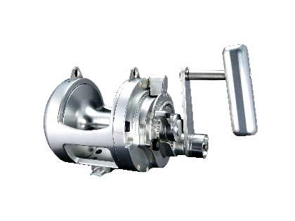 Accurate ATD-50T Platinum Twin Drag Reel - Left Hand