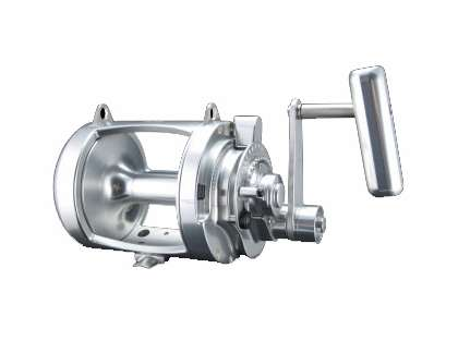 Accurate ATD-50W Platinum Twin Drag Reel - Left Hand