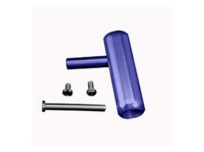 Accurate B-5904bl Blue Extreme Knob Kit