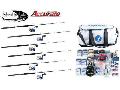 Accurate/Blackfin White Marlin Packages