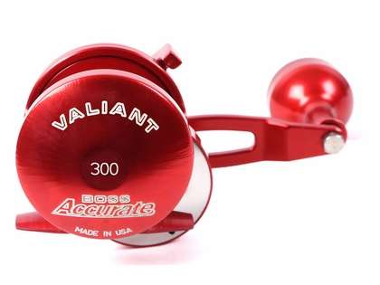 Accurate BV-300L-R Boss Valiant Conventional Reel