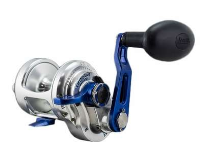 Accurate BX-400LBLS Boss Extreme Single Speed L/H Reel