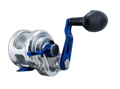 Accurate BX-500XNLBLS Boss Extreme Single Speed L/H Reel