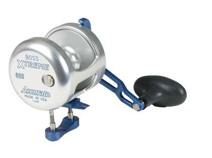 Accurate BX2-600BLS Boss Extreme 2-Speed Reel