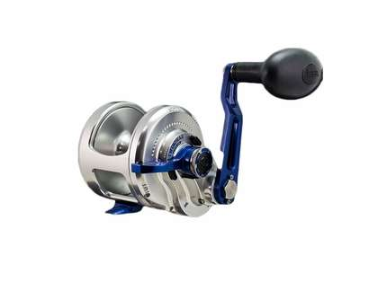 Accurate BX-600NBLS BX Boss E-Series Reel Silver