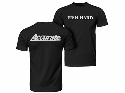 Accurate Fish Hard T-Shirt