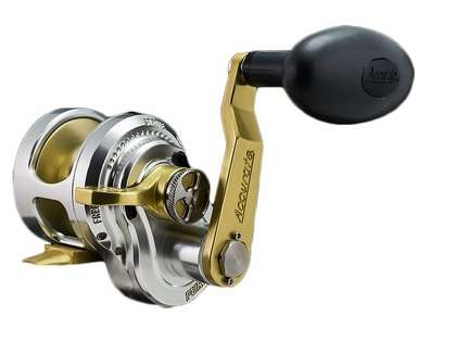 Accurate Fury Single Speed Left Hand Reels