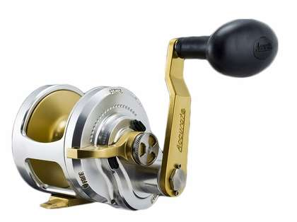 Accurate FX-600NLGS Fury Single Speed L/H Reel