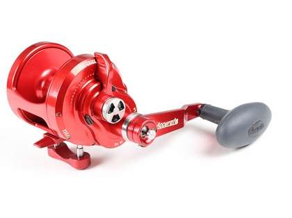 Accurate FX2-600-R Boss Fury 2-Speed Reel - Red