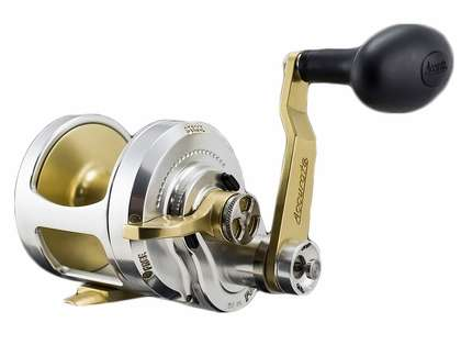 Accurate FX2-600LGS Boss Fury 2-Speed L/H Reel