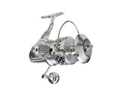 Accurate SR-20 TwinSpin Spinning Reel Silver