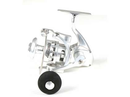 Accurate SR-6 Twinspin 6 Spinning Reel Silver