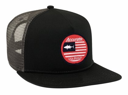 Accurate Trucker Mesh Hat