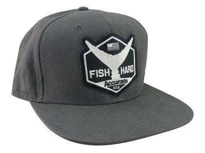 Accurate Twill Tuna Tail Logo Hat
